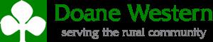 Doane Western Logo